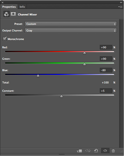 channel-mixer-settings