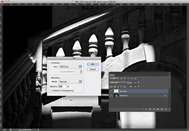 Add film grain in Photoshop | Photophique