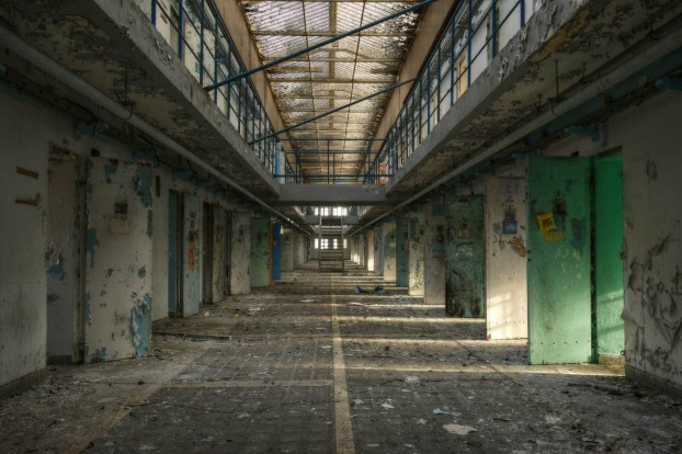Urbex Photography Abandoned Prison Photophique
