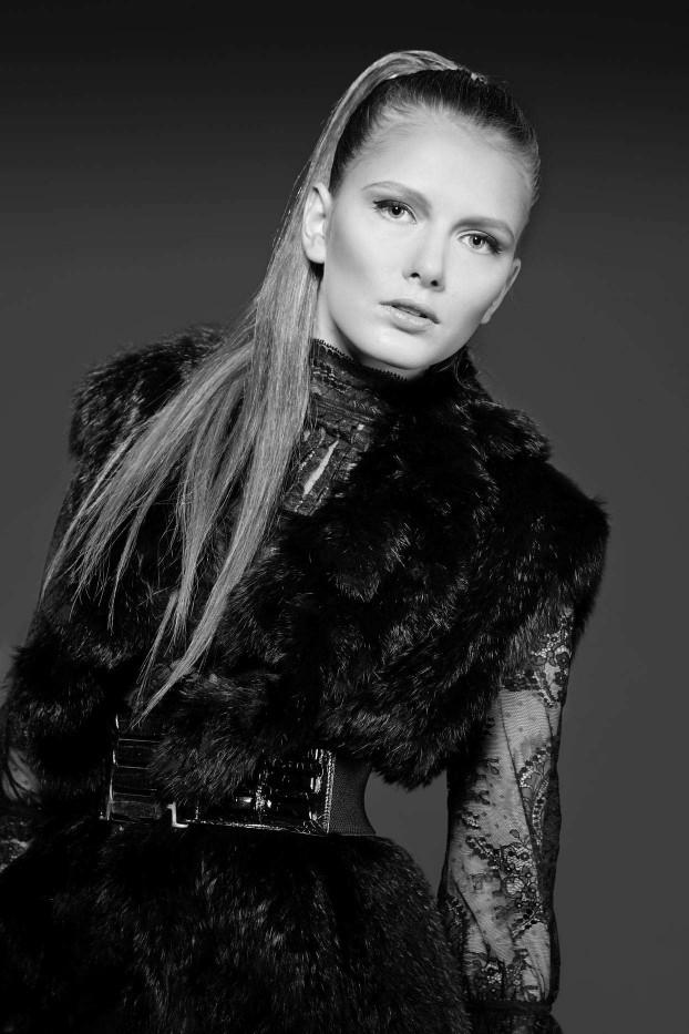 Model: Vicki Boss Visotskaya MUA: Rinat Shor