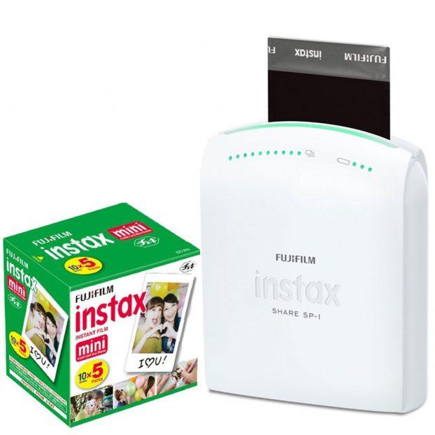 Smartphone Picture Instant Printer