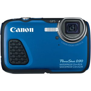 Canon PowerShot D30 Waterproof