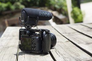 Rode VideoMic Pro for DSLR