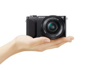 Sony nex 3n camera