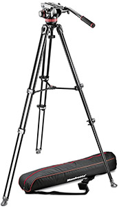 best dslr video tripods
