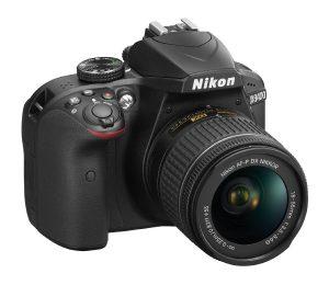 Nikon 3400 dslr
