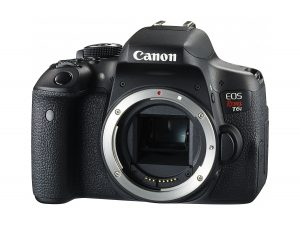 canon t6i for youtube