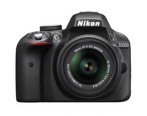 Nikon 5200 DSLR