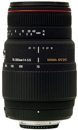 sigma 70 300mm f4