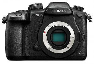 panasonic dc gh5 mirrorless