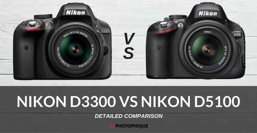 nikon d3300 vs nikon d5100 2019 comparison reviews pros cons