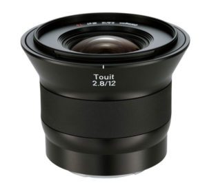 zeiss 12mm f/2.8 touit, wide angle