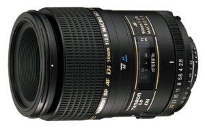 tamron af 90mm f/2.8 di sp a/m 1:1 macro lens
