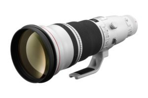 canon 600mm f/4 ef is ii telephoto (fixed)