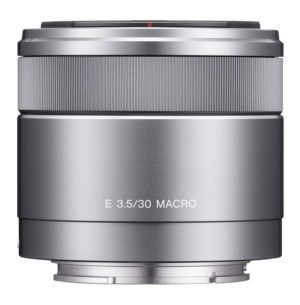 sony e 30mm f3.5 macro
