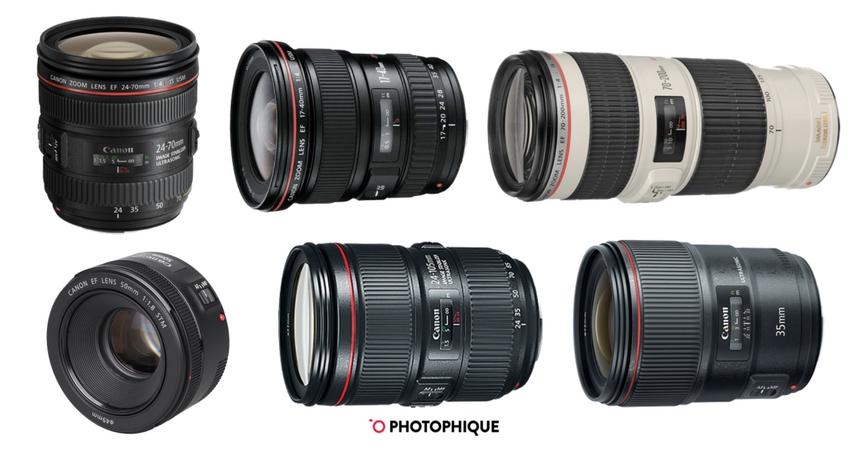 best lenses for canon 6d