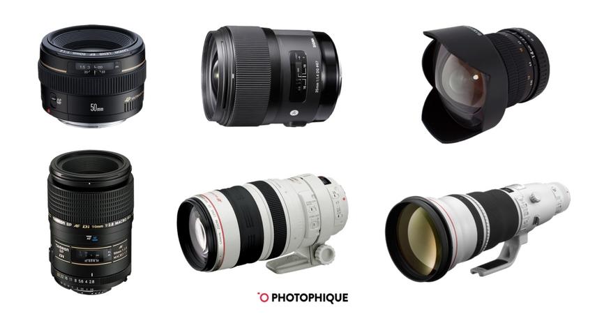 Best Lenses for Canon 80D | 2018\'s Standard, Prime, Macro & More