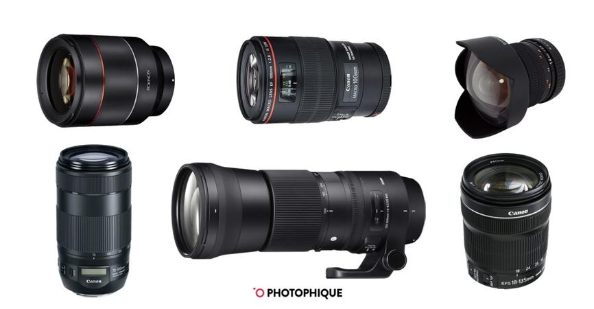 best lenses for canon t6i