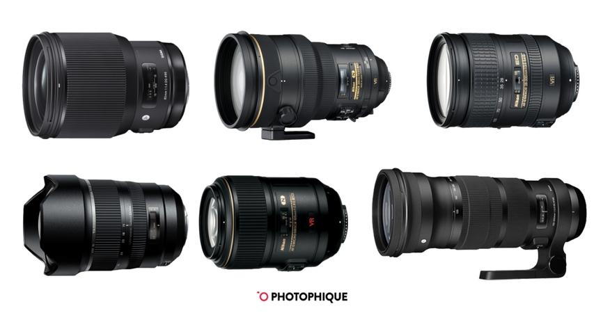 best lenses for nikon d750