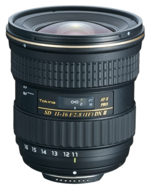 tokina 11-16mm f2.8 at x116 pro dx II