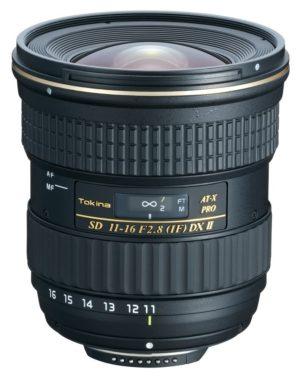 tokina 11-16mm f2.8 at x116 pro dx II
