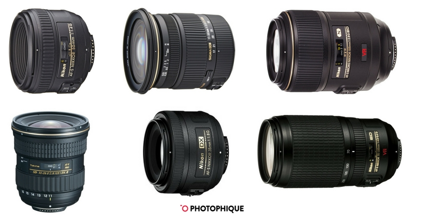6 Best Lenses for Nikon D7200 | 2019's Standard, Prime, Macro & More