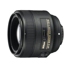 nikon af-fx nikkor 85mm f1.8g