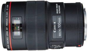 canon ef-100mm f2.8l is usm macro