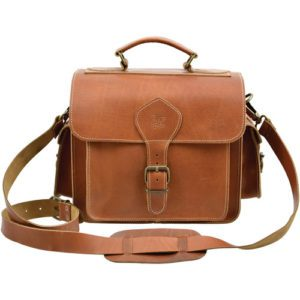 grafea leather camera bag