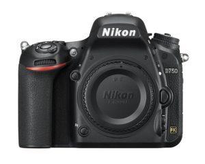 nikon d750 fx format digital-slr camera
