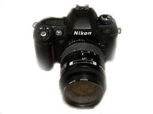 nikon n80 35mm slr