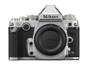 nikon df silver fx-format digital slr camera