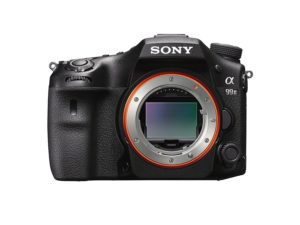 sony alpha 99II digital slr camera