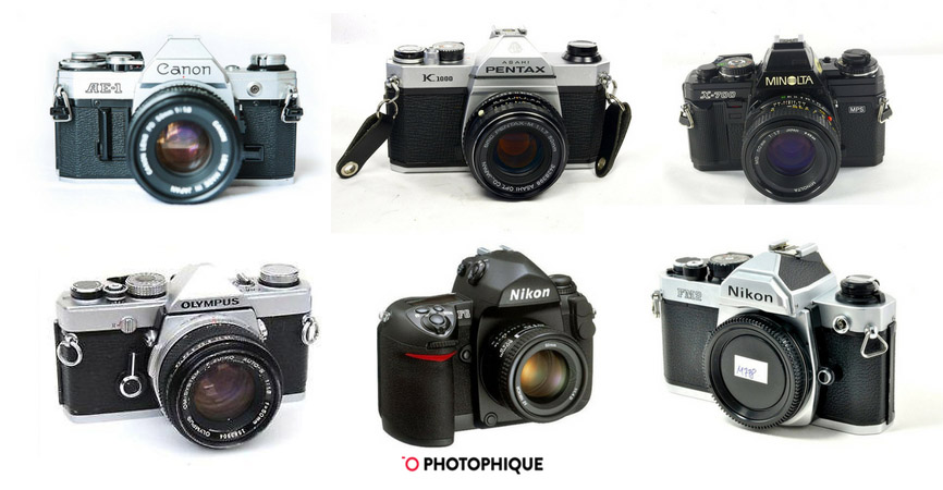 10 Best 35mm Film Cameras 2019s Top Vintage Film Shooters