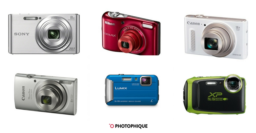 Point and shoot camera under 200