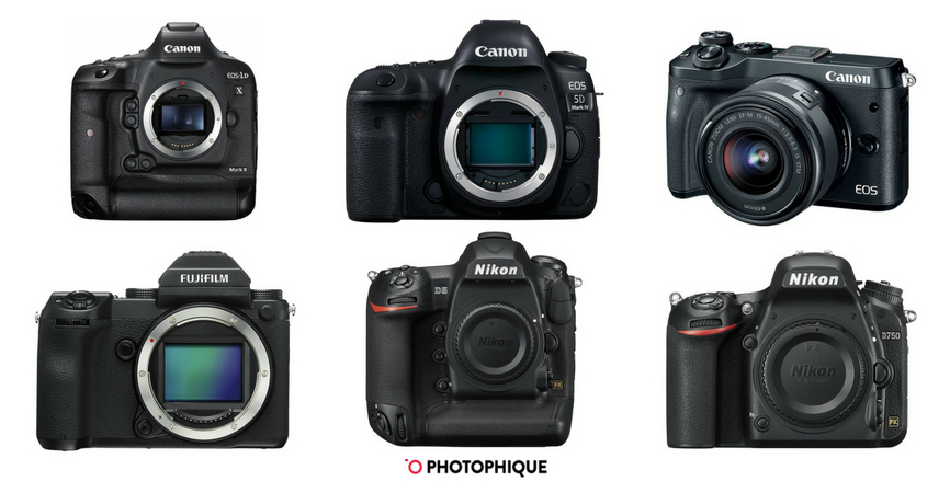 best cameras professional photographers