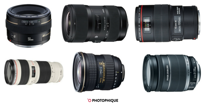 6 Best Lenses for Canon 70D | 2018\'s Standard, Prime, Macro & More