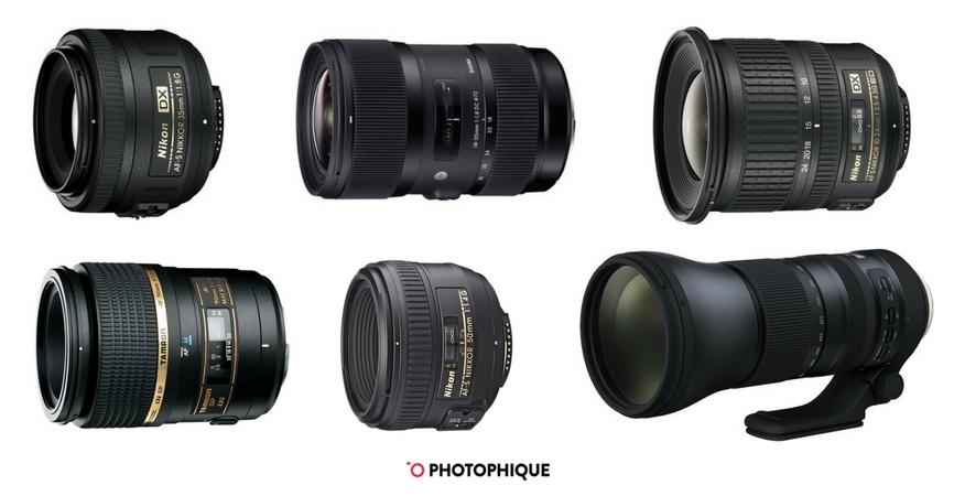 best lenses nikon d3300
