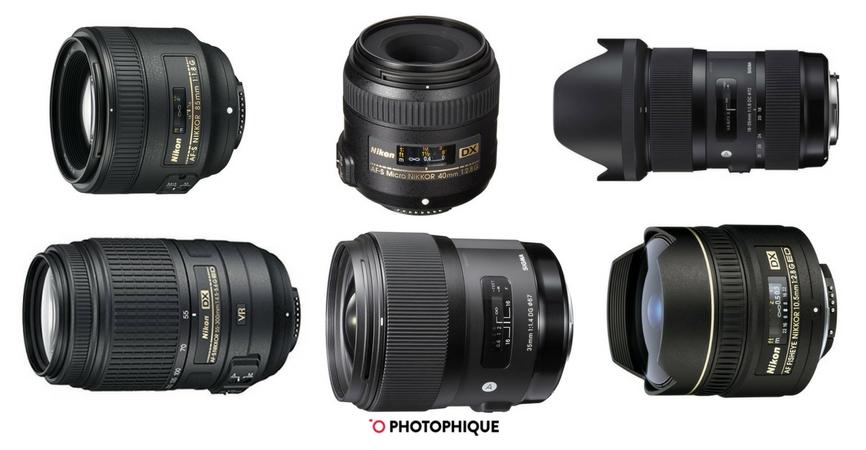 best lenses nikon d7100