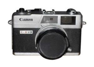Canon Canonet GIII QL-17