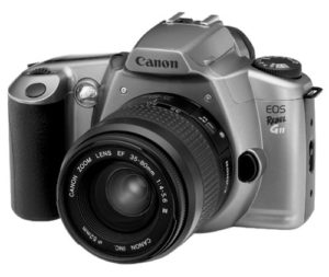canon eos rebel gII 35mm slr