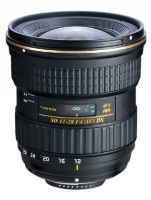 tokina 12–28mm f4.0 at x pro dx
