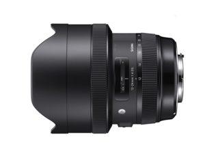 Sigma 12-24mm f/4 DG HSM A