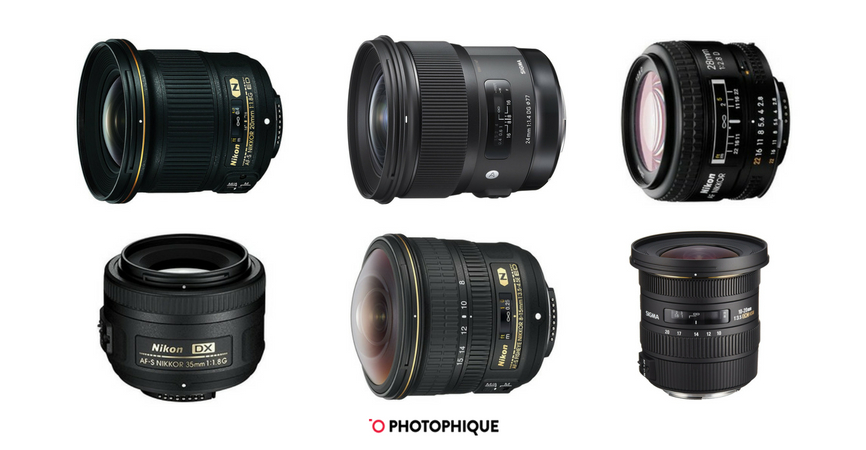 10 Best Nikon Wide Angle Lenses: 2018\'s Review (w/ Sigma & Tokina ...