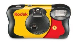 Kodak Disposable 800 Kids Camera