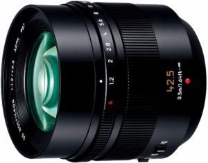 Leica DG Nocticron 42.5mm f/1.2 ASPH