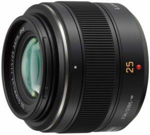 Panasonic-Leica 25mm f/1.4
