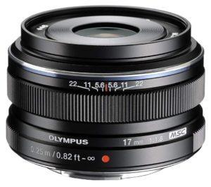 olympus m zuiko 17mm f1.8