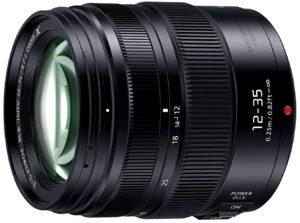 panasonic lumix 12-35mm f2.8 g x vario lens