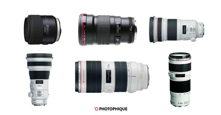 best canon telephoto lenses